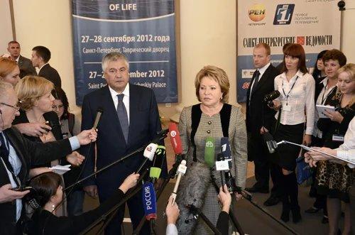 Спикер Совета Федерации Валентина Матвиенко поддержит введение прав на управление скутерами и мопедами