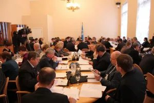 Human trading and cyber crime discussed in the Tavricheskiy Palace