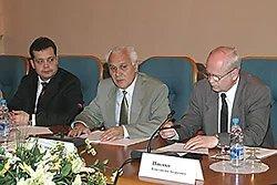 Заседание Экспертного совета Межпарламентской Ассамблеи государств-участников СНГ и Регионального содружества в области связи