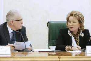 """Valentina Matvienko: """"Recommendations of the Nevskiy Congress will serve as guidelines for conservation activities"""""""