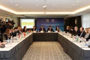 CIS Advisory Board on Youth Affairs Meets in Baku