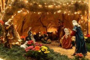 Catholics celebrate Christmas