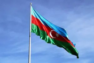 National Flag of Azerbaijan Republic Celebrates 102nd Anniversary