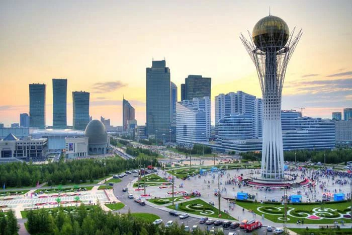 Day of the Capital is celebrated in the Republic of Kazakhstan