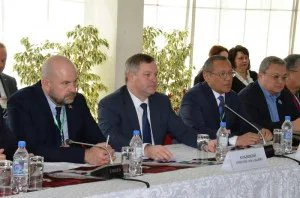 IPA CIS Observers Discussed Electoral Campaign in Republic of Tajikistan with Leadership of Local Political Parties