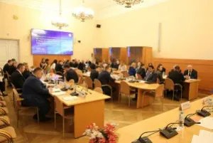 Model Law on National Security Discussed in Tavricheskiy Palace