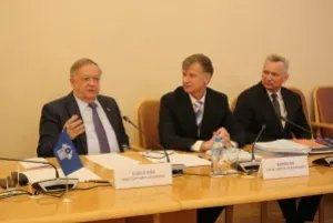 Meeting of IPA CIS Permanent Commission on Defense and Security Issues Took Place in Tavricheskiy Palace